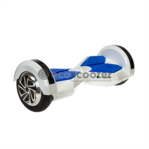 Ecoscooter-Hoverboardwhite