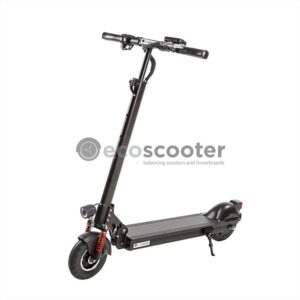 Electric-scooter-black