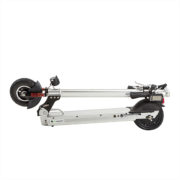 Electric-scooter-silver-1