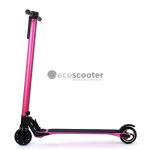 carbon-fiber-electric-scooter-pink