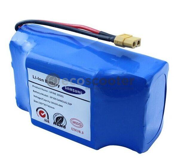 Ecoscooter Samsung high power battery